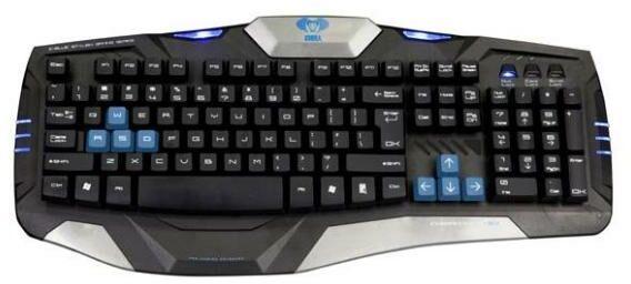 E-BLUE Combatant-EX (czarna)