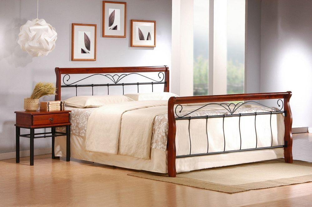 Łóżko Veronica 160 Halmar