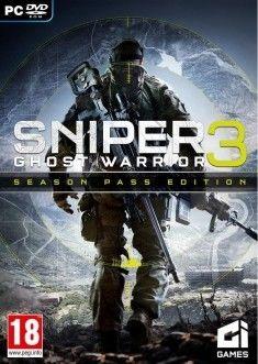 Sniper Ghost Warrior 3 - Season Pass Edition PL (Digital - klucz Steam)