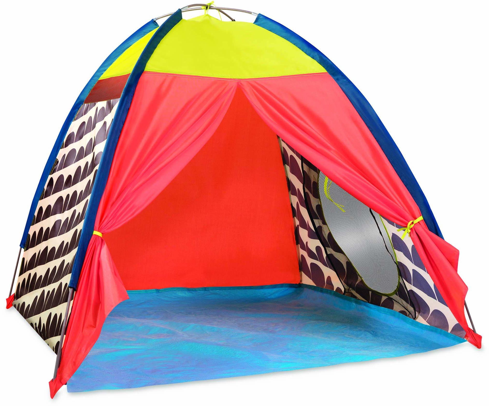 B. toys by Battat BX1602Z B. Outdoor Tent, Multi