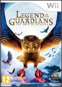 Gra Legend of the Guardians: The Owls of Ga''Hoole (Nintendo Wii)