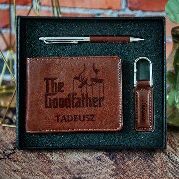 The Goodfather - zestaw z portfelem
