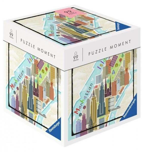 Puzzle Moment 99 Nowy Jork - Ravensburger