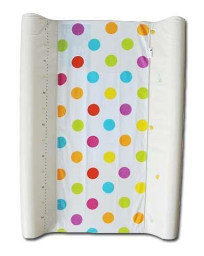 pokrowiec bawełniany uniwersalny z gumką na przewijak Dots
