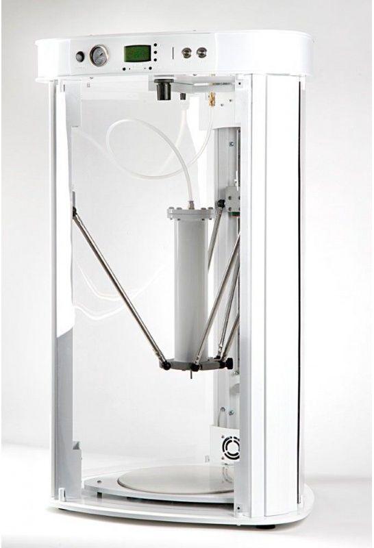 Gaja Multitool drukarka 3d FDM + frezarka CNC