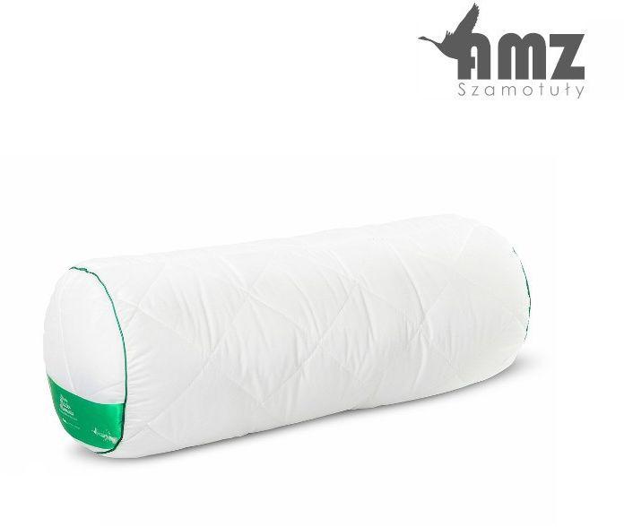 Poduszka anatomiczna AMZ wałek, Poduszka - mikrofibra, Rozmiar - 20x60 NAJLEPSZA CENA, DARMOWA DOSTAWA