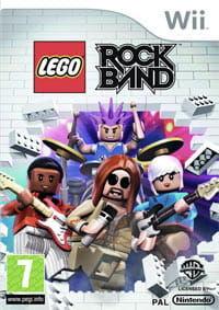 Gra LEGO Rock Band (Nintendo Wii)