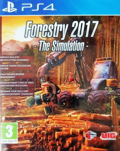 Forestry 2017 PS 4