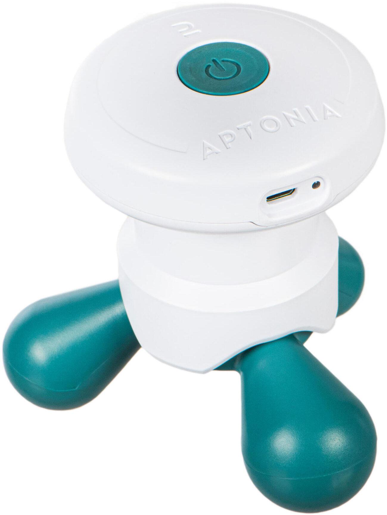 Elektroniczna, wibrująca rączka do masażu