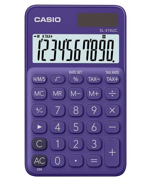 Kalkulator Casio SL-310UC-PL TAX CZAS PAMIĘĆ