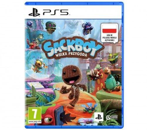Sackboy: Wielka Przygoda PS5 Używana