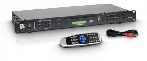 LD Systems CDMP-1 odtwarzacz CD/MP3/USB (19)