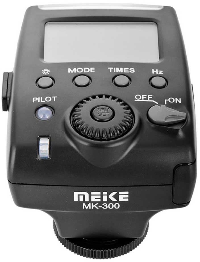 Lampa błyskowa Meike MK-300 do Nikon
