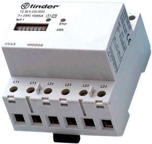 Licznik energii trójfazowy 65A 3x230/400V AC 50Hz, dwutaryfowy 7E.36.8.400.0002
