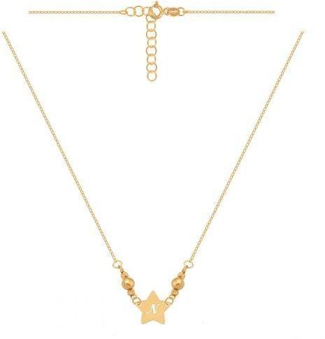 Złoty naszyjnik łańcuszkowy 52979