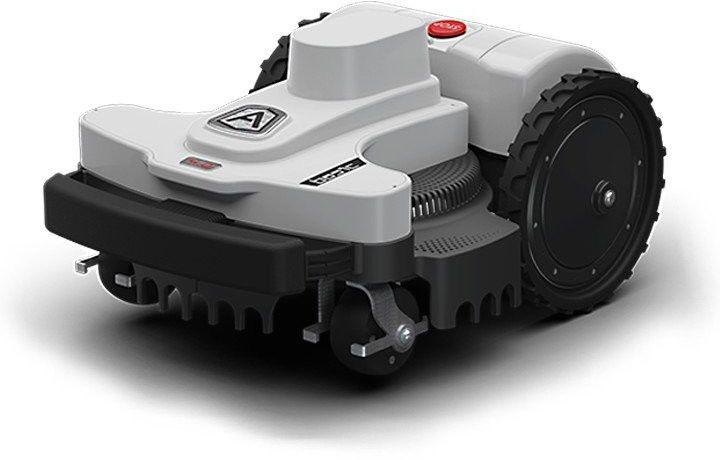 Ambrogio Robot koszący akumulatorowy 4.0 BASIC Medium (AM040B009Z) --- OFICJALNY SKLEP Zucchetti Ambrogio
