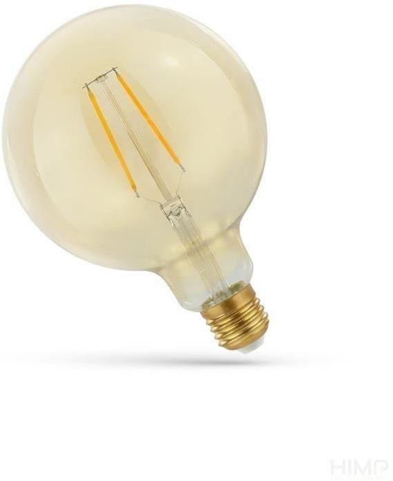 LED GLOB G125 E-27 230V 5W COG WW RETROSHINE SPECTRUM