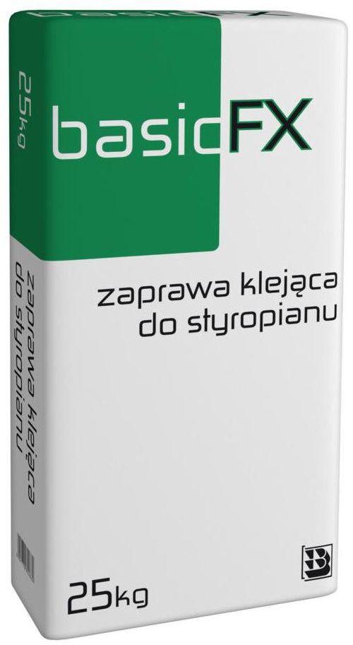 Zaprawa klejąca do styropianu 25 kg BASIC FX