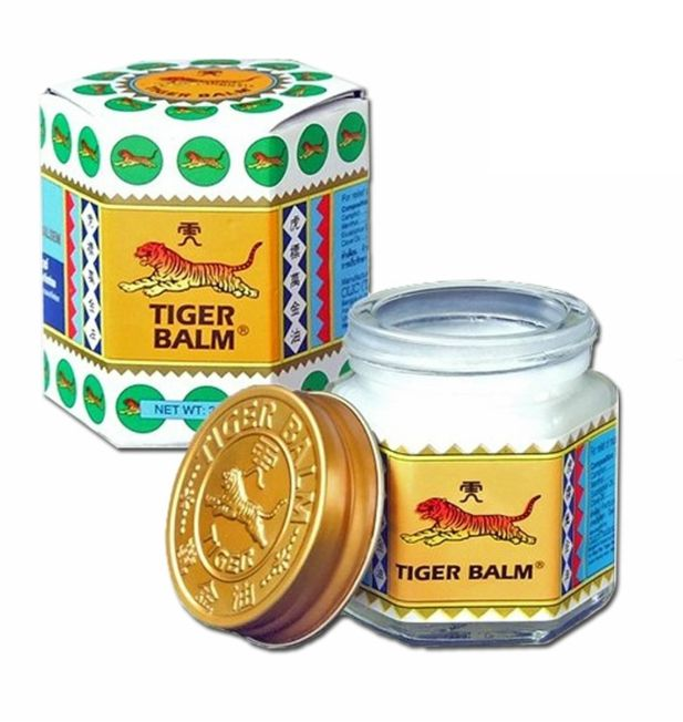 Maść tygrysia chłodząca (9 ml)