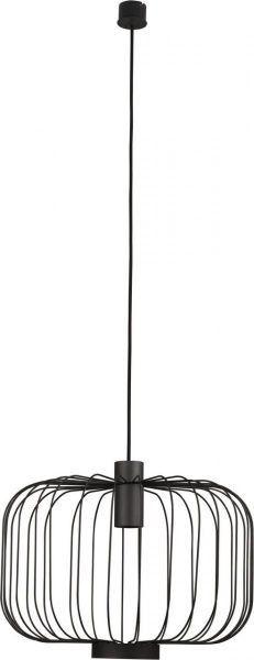 Lampa wisząca loftowa druciana Allan czarna 6941 - Nowodvorski Do -17% rabatu w koszyku i darmowa dostawa od 299zł !