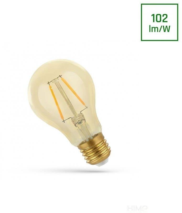 LED GLS E-27 230V 5W COG WW RETROSHINE SPECTRUM