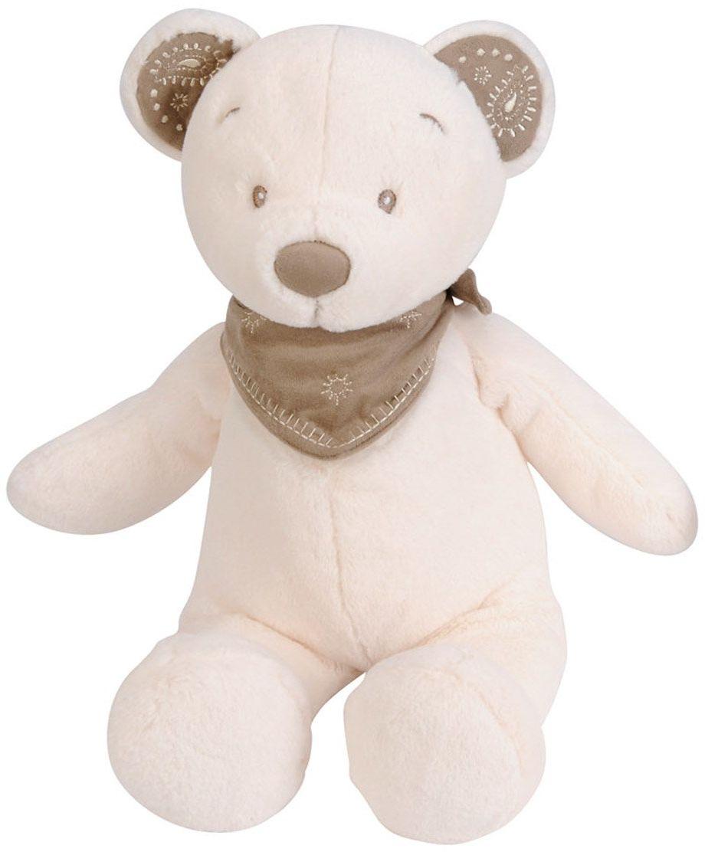 Simba 6305795241 - Nicotoy Baby pluszowy miś, 2 różne kolory