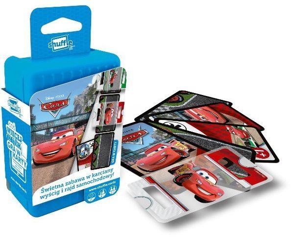 Gra Shuffle Cars Disney
