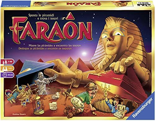 Ravensburger - Faraon (26718)