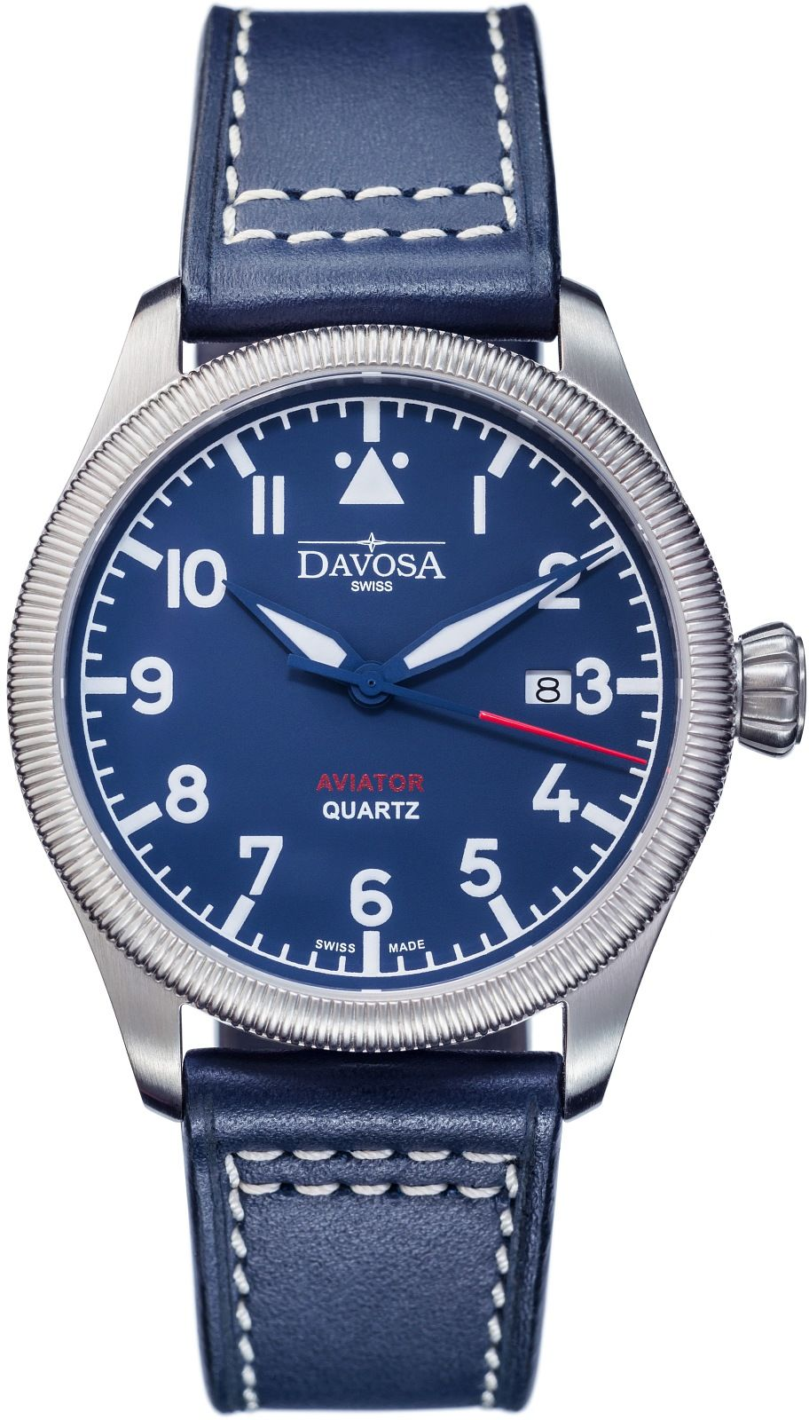 Zegarek męski Davosa Aviator
