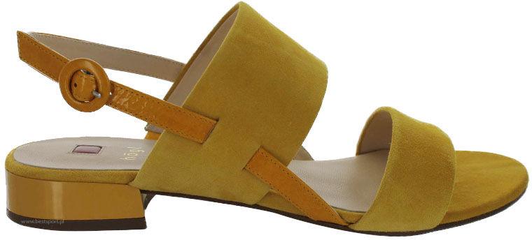 Sandały damskie HÖGL żółte7-101112-81000