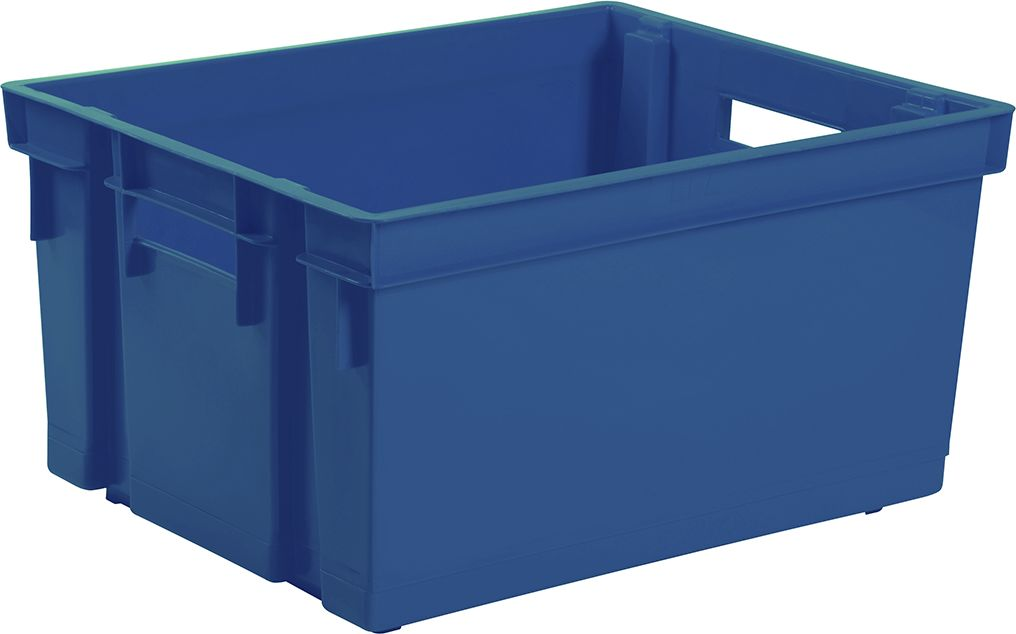 Pudło Handling 30L niebieskie