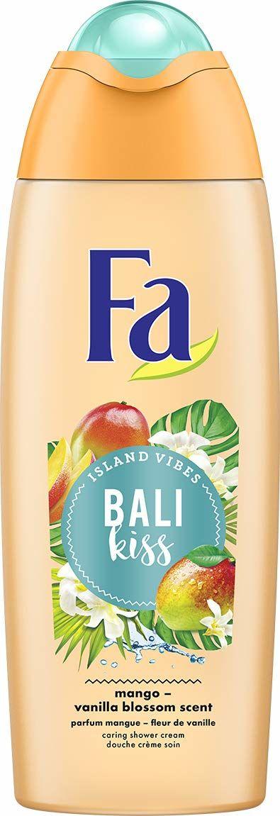 Fa  Żel pod prysznic  Island Vibes Bali Kiss  250 ml