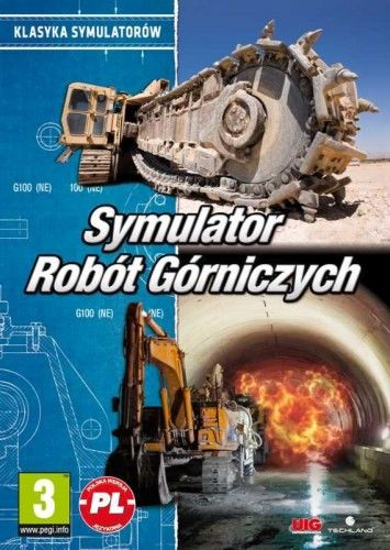 Symulator Robót Górniczych PC