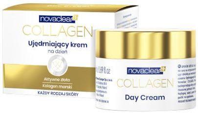 Novaclear Collagen ujędrniający krem do twarzy na dzień 50 ml