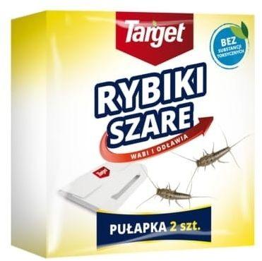 Pułapka na rybiki srebrzyki  2 szt. target