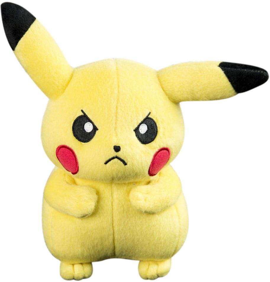 Pokemon Pikachu - Pluszak (grimly)