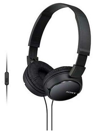 Sony MDR-ZX110AP (czarny)