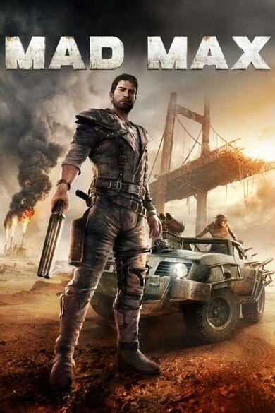 Mad Max PL (Digital - klucz Steam)