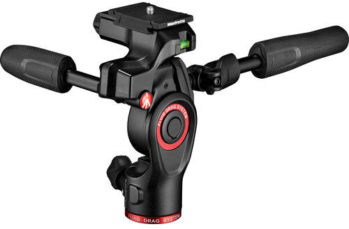Manfrotto MH01HY-3W - głowica video 3-Way Befree Live Manfrotto MH01HY-3W