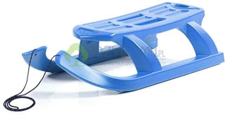 Sanki plastikowe ARROW niebieskie - Prosperplast