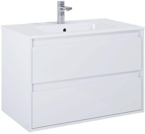 Szafka pod umywalkę 80 Desi Plus White Elita (166425)