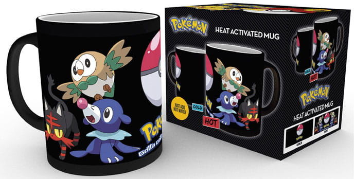Kubek - Pokemon Catch Em All - Termoaktywny