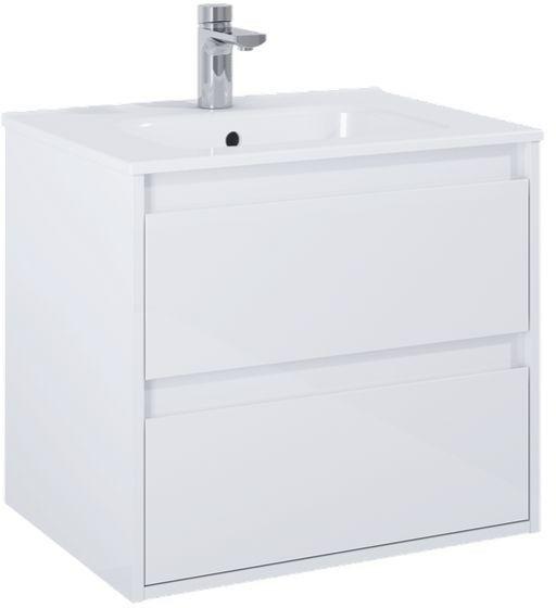 Szafka pod umywalkę 60 Desi Plus White Elita (166424)