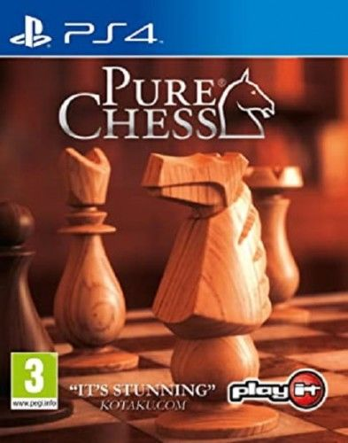 Pure Chess PS 4
