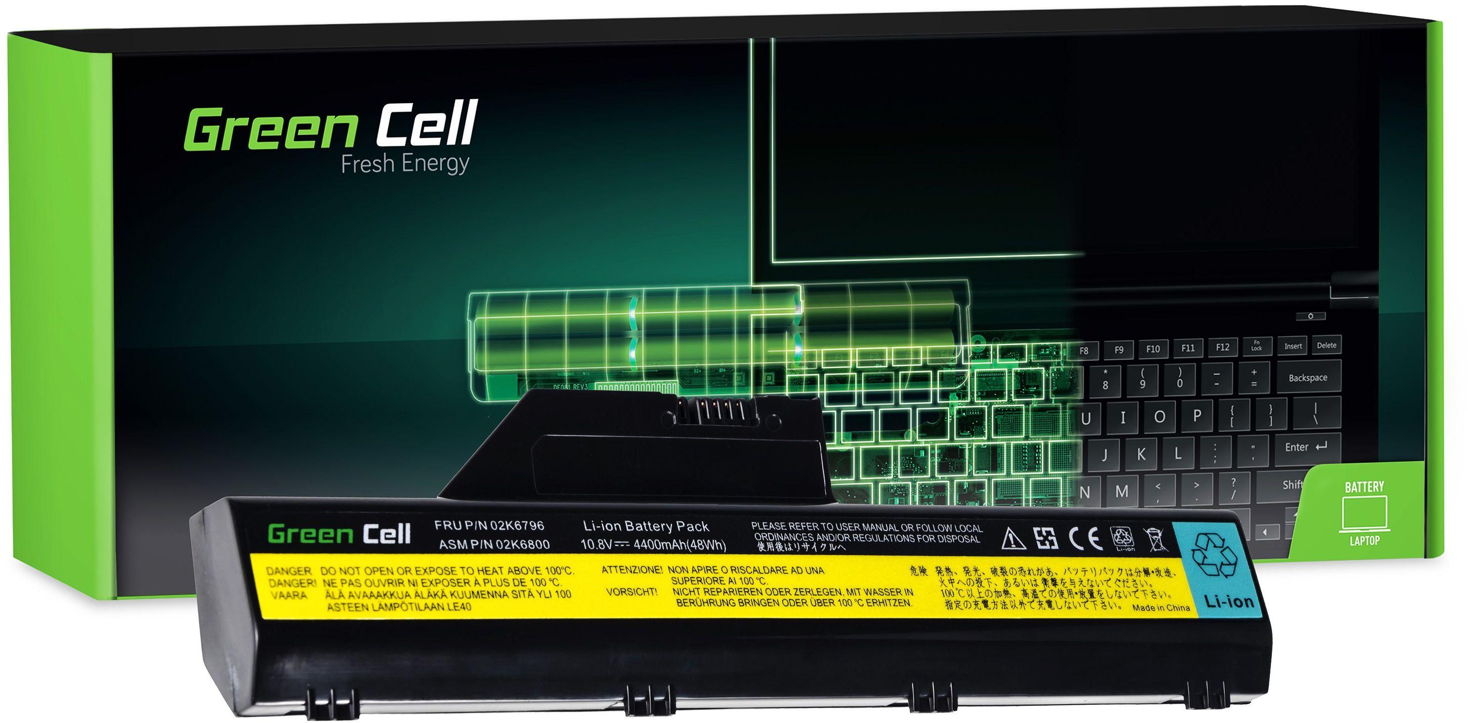 Bateria Green Cell do Lenovo IBM ThinkPad A30 A31
