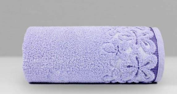 Ręcznik Bella 70x140 Lawendowy 450g Greno