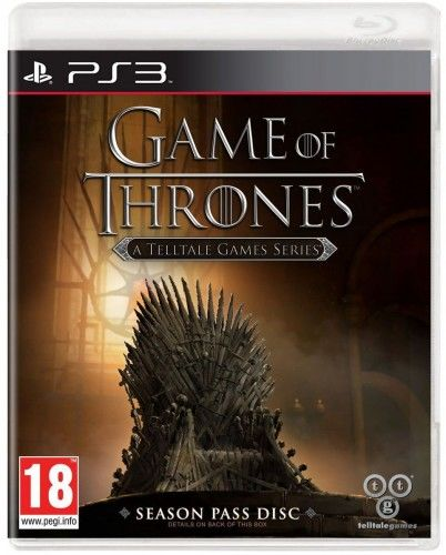 Game of Thrones PS 3