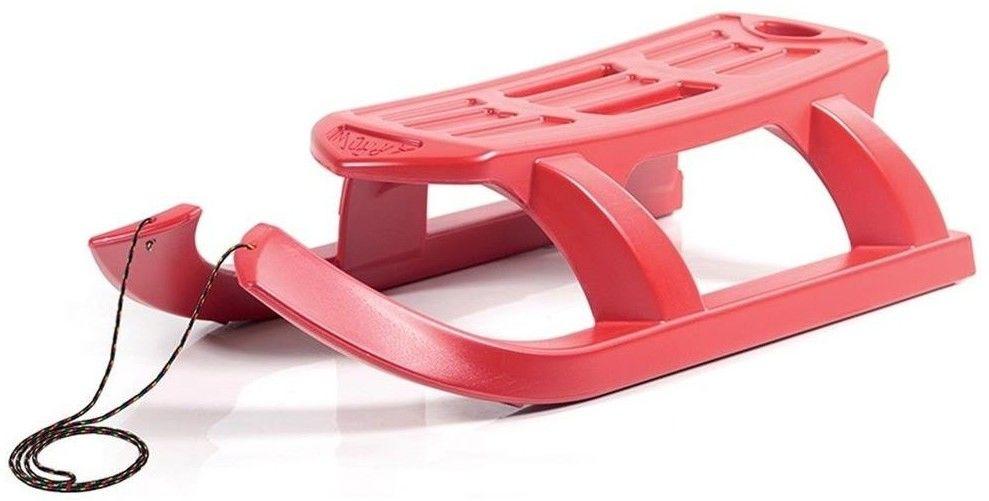 Sanki plastikowe ARROW czerwone - Prosperplast