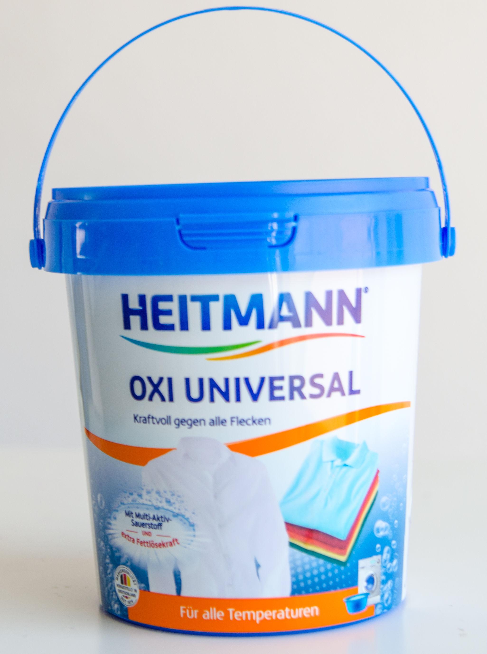Oxi Universal Odplamiacz do Tkanin 750g Heitmann