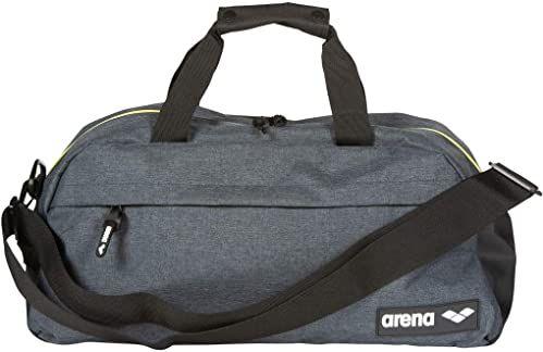 arena torba sportowa dla dorosłych Duffle Team 25 l, szary melanż, jeden rozmiar